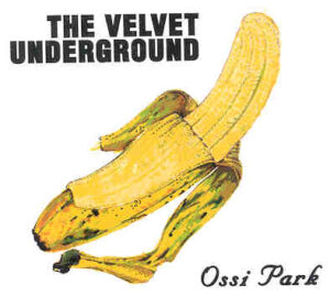 Lou Reed / Velvet Underground - Ossi Park ( Live At Various Locations In Holland 1993 )