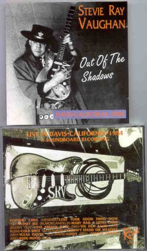 Stevie Ray Vaughan - Out Of The Shadows ( Live in Davis , California , USA , 1984 )