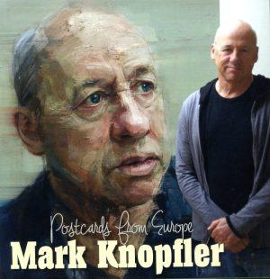 Dire Straits - Postcards From Europe M. Knopfler Soundboards 2015 (14 CD-1 DVD SET - 40 Pages Booklet )