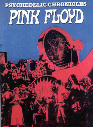 DVD Pink Floyd - Psychedelic Chronicles