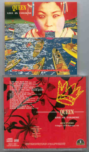 Queen - Live In Cologne