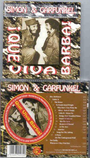 Simon & Garfunkel - Que Viva Barba ! ( Live at Miami University , Nov 11th , 1969 )