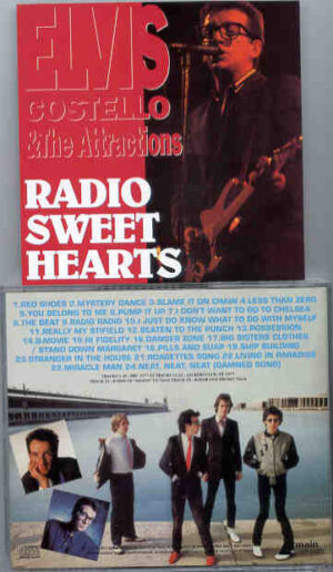 Elvis Costello - Radio Sweet Hearts ( BBC 1977 to 1983 plus RARE Bonustracks )