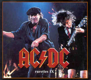 Ac-Dc - Rarities Vol 9 ( 17 Rare Unreleased Tracks )