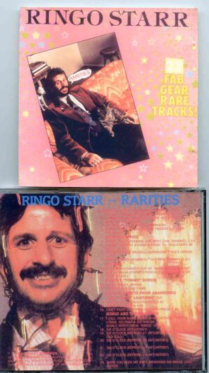 Ringo Starr - Rarities  ( Ghost Records )