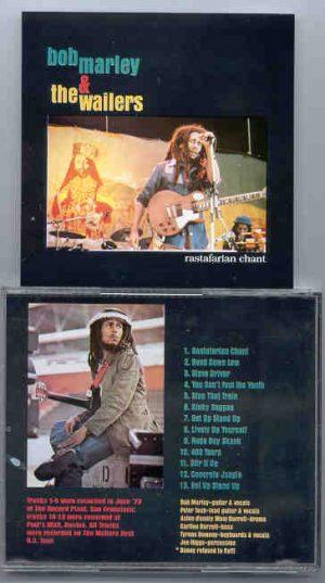 Bob Marley - Rastafary Chant