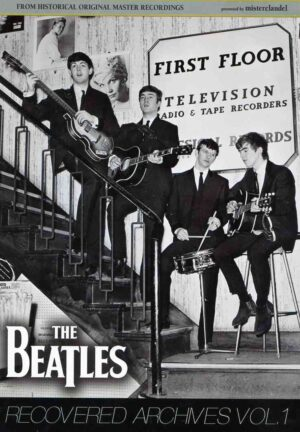 DVD The Beatles - Recovered Archives Vol 1 (1DVD) The Beatles Unseen & Rare Film Collection ( Misterclaudel )