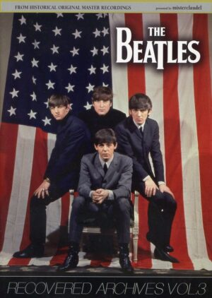 DVD The Beatles - Recovered Archives Vol 3 (1DVD) The Beatles Unseen & Rare Film Collection ( Misterclaudel )