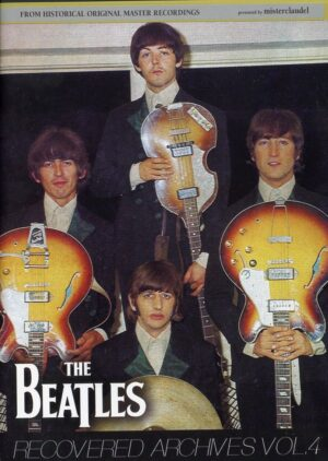 DVD The Beatles - Recovered Archives Vol 4 (1DVD) The Beatles Unseen & Rare Film Collection ( Misterclaudel )