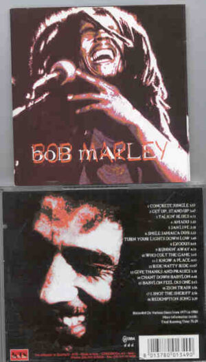 Bob Marley - Redemption  ( KTS )