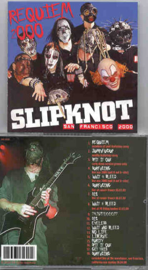 Slipknot - Requiem 2000 ( Live in San Francisco , CA , USA , April 30th , 2000 )