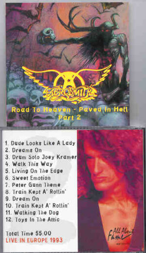 Aerosmith - Road To Heaven Paved In Hell Part 2