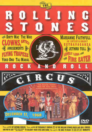 DVD The Rolling Stones - Rock & Roll Circus