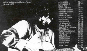 Rolling Stones - 1972 Dallas Rehearsals