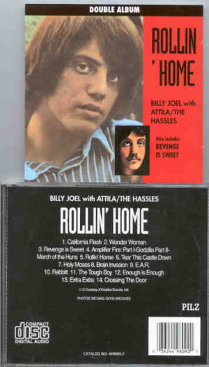 Billy Joel - Rollin' Home ( With Atila/The Hassles )