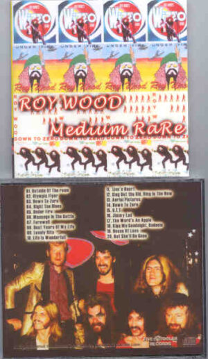 Roy Wood - Medium Rare