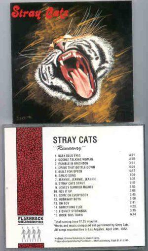 Stray Cats - Runaway ( Flashback )