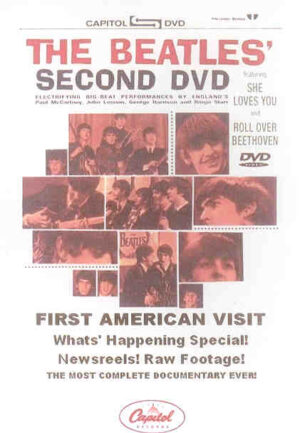 DVD The Beatles - Second Album DVD