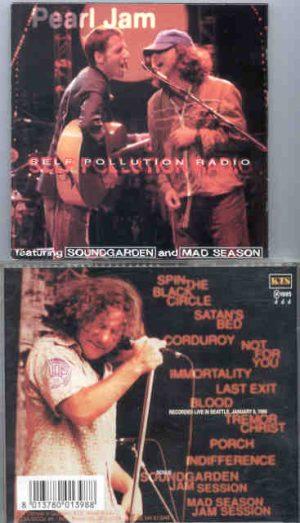 Pearl Jam - Self Pollution Radio ( KTS )