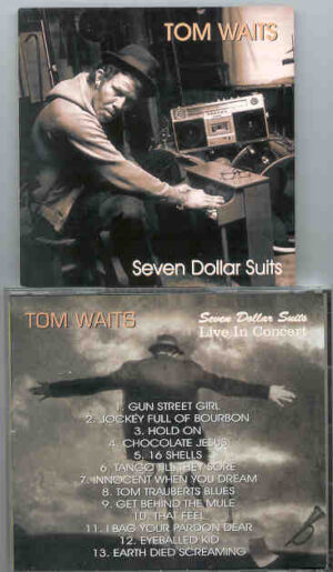 Tom Waits - Tales From The Underground Vol. 1 ( Assorted Rarities )