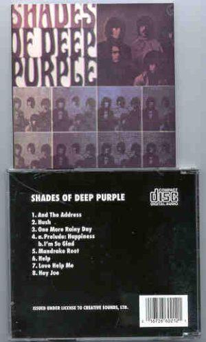 Deep Purple - Shades Of Purple