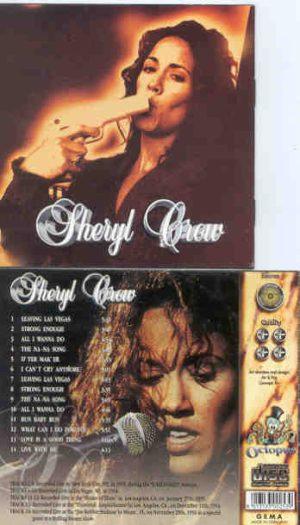 Sheryl Crow - Unwired ( New York City Unplugged 1995 + Las Vegas 1994 + Bonustracks Miami w/ Rolling Stones )