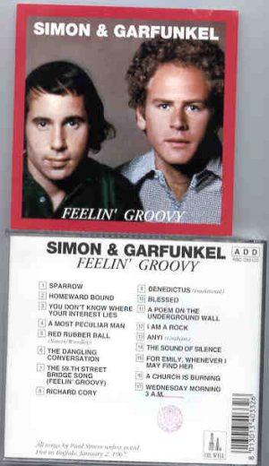 Simon & Garfunkel - Feeling Groovy  ( Oil Well )