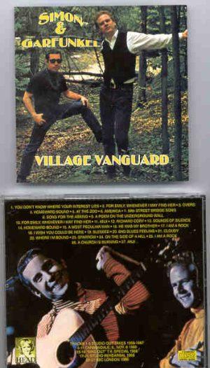 Simon & Garfunkel - Village Vanguard
