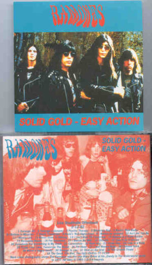 Ramones - Solid Gold - Easy Action ( Live at Stadthalle , Offenbach , 2-12-1992 )