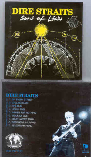 Dire Straits - Sons Of Light ( Live in California , USA , 1992 )