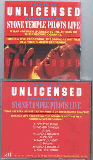 Stone Temple Pilots - Unlicensed