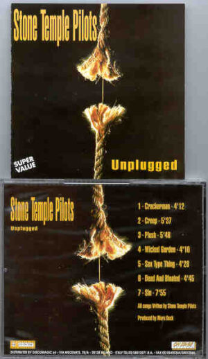Stone Temple Pilots - Unplugged ( On Stage Recs. )