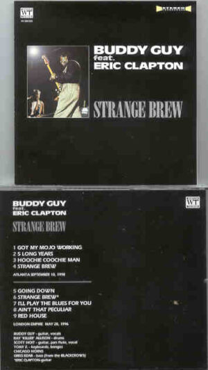 Buddy Guy - Strange Brew ( With Eric Clapton ) ( London Empire , May 28th , 1996 )