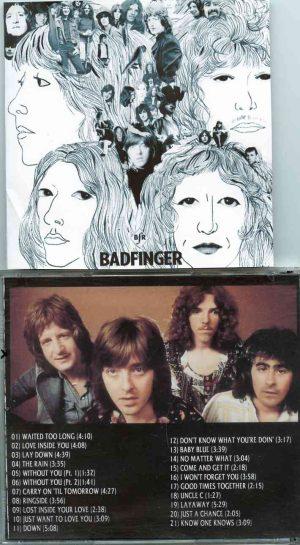 Badfinger - Studio Demos ( 21 Tracks Taken From Studio Sessions )