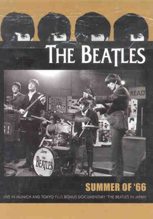 DVD The Beatles - Summer Of '66