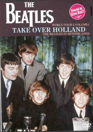 DVD The Beatles - Take Over Holland