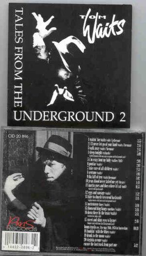 Tom Waits - Tales From The Underground Vol. 2 ( Assorted Rarities )