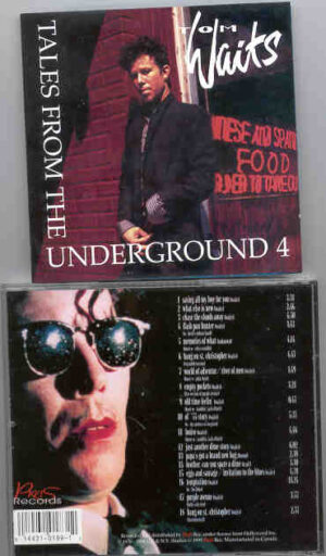 Tom Waits - Tales From The Underground Vol. 4 ( Assorted Rarities )