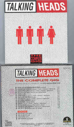 Talking Heads - The Complete Gig ( Golden Stars ) ( Live In The USA During the 1983 US Tour )