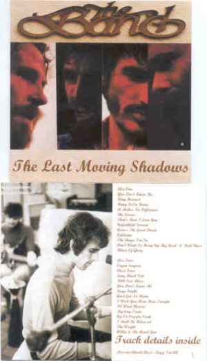 The Band - The Last Moving Shadows ( 2 CD!!!!! set )