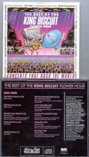 Various Artists - The Best Of King Biscuit Flower Hour