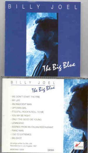 Billy Joel - The Big Blue ( Live in Los Angeles 1992 )