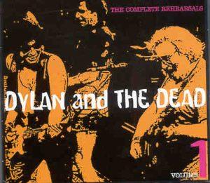 Grateful Dead - The Complete Rehearsals Vol. 1 ( 3 cd set )( The Dead & Bob Dylan ) ( California , USA , 1987 )