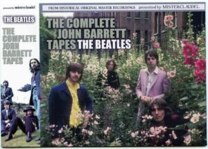 The Beatles - The Complete John Barrett Tapes ( 5 CDS with Slipcase ) ( Misterclaudel )