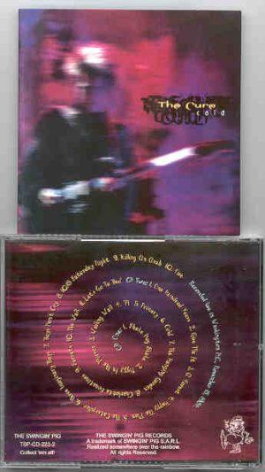 The Cure - Cold  ( Swingin' Pig Recs ) ( 2 CD!!!!! SET )