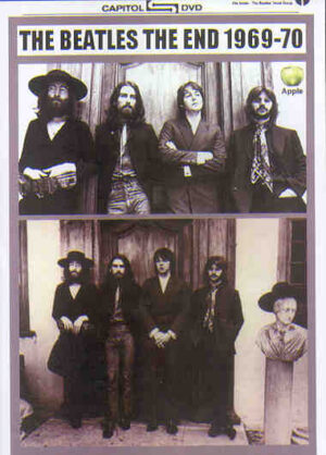 DVD The Beatles - The End 1969 - 1970