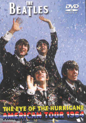 DVD The Beatles - The Eye Of The Hurricane ( 2 DVD SET )