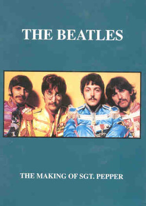 DVD The Beatles - The Making Of Sgt. Pepper's Lonely Hearts Club Band