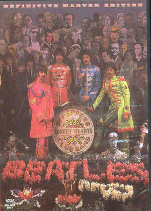 DVD The Beatles - The Making Of Sgt. Pepper's Lonely Hearts Club Band ( Master Edition )