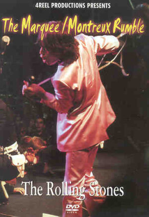 DVD The Rolling Stones - Turkish Delight ( Istambul , Turkey , November 19th , 1998 )